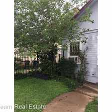 Rental info for 3712 Mattison ave in the Fort Worth area