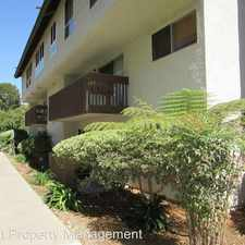 Rental info for 6151 Rancho Mission Rd Unit 105 in the Grantville area