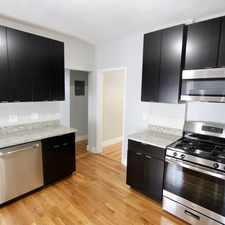 Rental info for 84 Shirley Avenue #1
