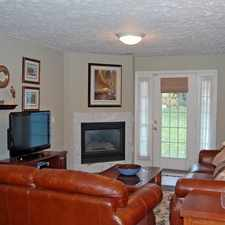 Rental info for $3300 2 bedroom Townhouse in Anne Arundel County Annapolis