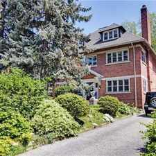 Rental info for 75 Forest Hill Rd in the Yonge-St.Clair area