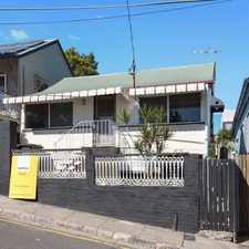 Rental info for NEWLY REFURBISHED CUTE PETRIE TERRACE COTTAGE