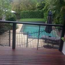 Rental info for IT IS ALL ABOUT LIFESTYLE! HIGHLY SOUGHT AFTER AREA IN BARDON - FABULOUS BACK YARD WITH INGROUND