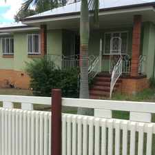 Rental info for Neat Three Bedroom Home in the Brisbane area
