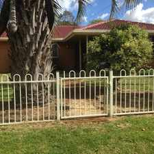 Rental info for Neat as a pin and close to everything! in the Wilsonton Heights area
