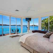 Rental info for Stunning property Water front in the Central Coast area