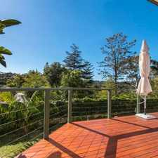 Rental info for Private and serene outlook from the quiet side of Fullers Road