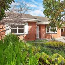 Rental info for Recently Refurbished Retro Duplex in Prestigious Location in the Adelaide area