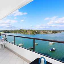 Rental info for Luxury Combined With Peace And Privacy This Water Front Apartment Will Take Your Breath Away.