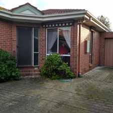 Rental info for Family unit in Prime Location in the Murrumbeena area