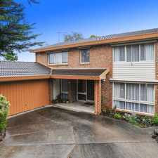 Rental info for SPACIOUS FAMILY ENTERTAINER in the Melbourne area