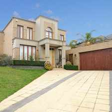 Rental info for 4 BEDROOM PLUS STUDY RESIDENCE SITUATED IN THE GWSC ZONE (STSA)! in the Glen Waverley area