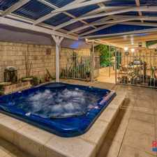 Rental info for Mindarie Beauty with FIVE Bedrooms! in the Clarkson area