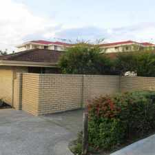 Rental info for IMMACULATE VILLA WITH DOUBLE LOCKUP GARAGE