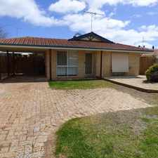 Rental info for PRIVATE and SECURE HOME WITH SIDE ACCESS MOMENTS FROM THE BEACH in the Halls Head area