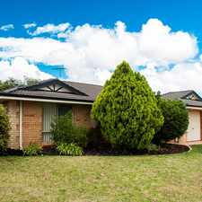 Rental info for AS GOOD AS NEW ! in the Perth area
