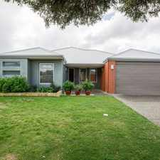 Rental info for MODERN FAMILY HOME in the Australind area