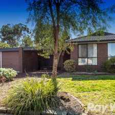 Rental info for Family Enjoyment in the Rowville area