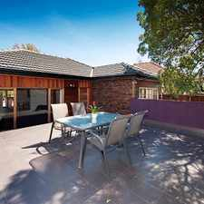 Rental info for LOW MAINTENANCE ENTERTAINER in the Greensborough area