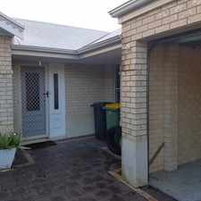 Rental info for Small Quiet Complex - Partly Furnished - Small Pet Considered.