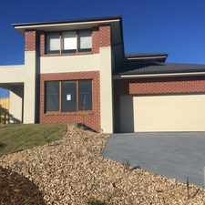 Rental info for BRAND NEW 4 BEDROOM HOME!