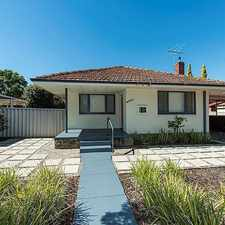 Rental info for BEAUTIFULLY RENOVATED FAMILY HOME