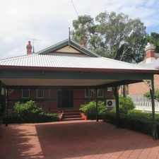 Rental info for MOUNT LAWLEY CHARACTER CHARM in the Perth area