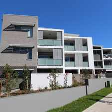 Rental info for OPEN HOME CANCELLED in the Ryde area