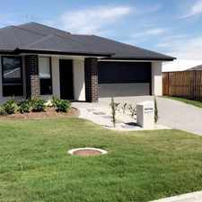 Rental info for BRAND NEW FAMILY HOME in the Coomera area