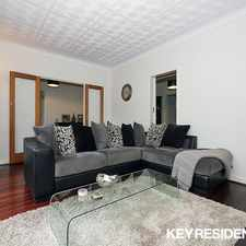 Rental info for DELIGHTFUL FAMILY HOME - NEAR INGLEWOOD POOL / YOKINE RESERVE / PETS CONSIDERED