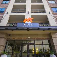 Rental info for Muse at Museum District in the 77006 area