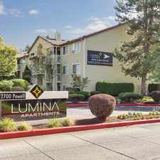 Rental info for Lumina Apartments