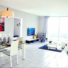 Rental info for Brickell First in the Downtown area