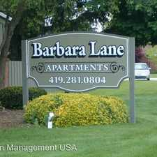 Rental info for Barbara Lane Apartments 6 Cardinal Court in the Ashland area