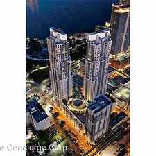 Rental info for 244 Biscayne Blvd #2604 in the Downtown area