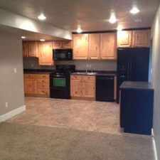 Rental info for Two BR/ One BA Apartment. Utilities + Wifi Incl.