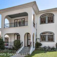 Rental info for 4117 State St Drive Unit B in the Broadmoor area