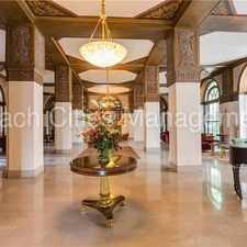 Rental info for Beautiful One Bedroom Condo in the Historic Cooper Arms Building on Ocean!! in the Downtown area