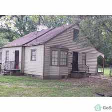 Rental info for 3BR/1BA spacious house in the Wahouma area