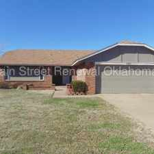 Rental info for Beautiful 3br 2ba home in Moore with 2 Storm Shelters! in the Oklahoma City area