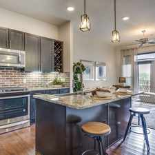 Rental info for Alexan Southside Place in the Houston area