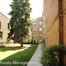 Rental info for 2243-51 W. Eastwood Ave