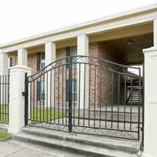 Rental info for Columns on 59th in the Houston area