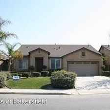 Rental info for 9005 Tropicana Dr in the Bakersfield area