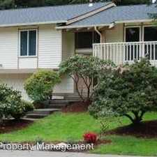 Rental info for 33732 32nd Ave SW