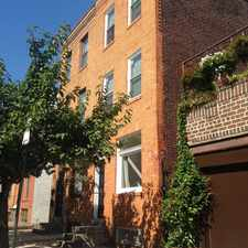 Rental info for 23 S Collington Ave in the Butchers Hill area