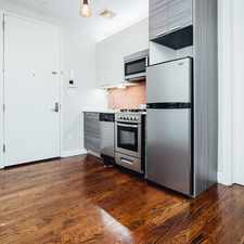 Rental info for 462 Central Avenue #4A in the New York area