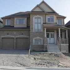 Rental info for 1000 Sherman Brock Circle in the Whitchurch-Stouffville area