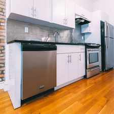 Rental info for 293 Irving Avenue #3F in the New York area