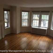 Rental info for 6449 N Bell Ave #2S in the West Ridge area